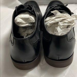 Kenneth Cole Reaction Shoes - Men's Kenneth Cole Unlisted Black dress shoes 10